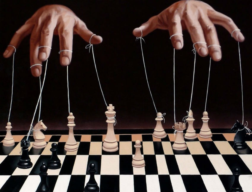 Манипулятивное влияние и защита