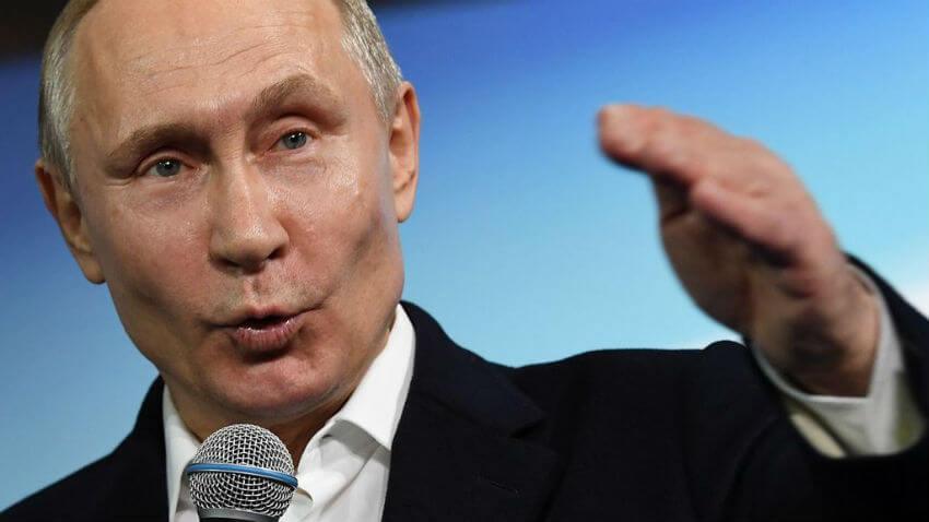 Как говорит Путин