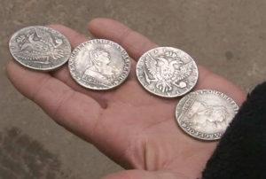 Лохотрон «Старинные монеты»