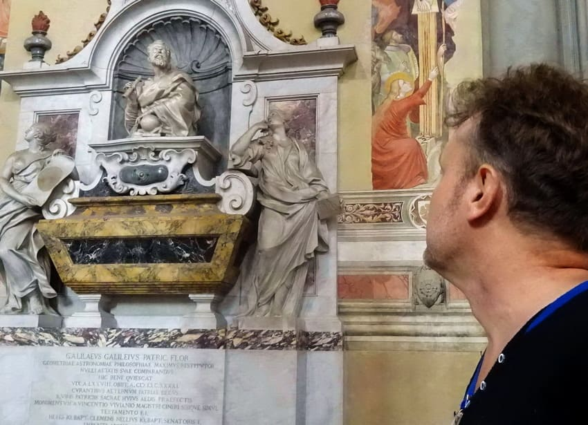 Галилео и Святая Инквизиция